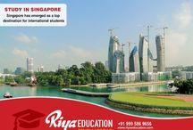 Study in Singapore-Riya Education Pvt Ltd