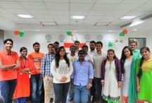 MarketOne India Independence Day celebration
