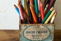 artsy and crafty / by Heidi O'Donoghue