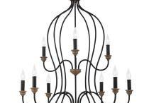 farm house chandeliers