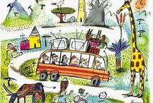 Pier Grobler's illustrations