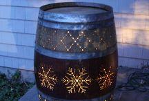 Ideas: Wine Barrels