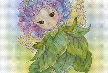 Flower Spirites