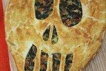 Halloween tarte