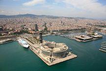 Edifici / Edificio / Building / Bienvenido a uno de los parques empresariales más emblemáticos de Barcelona.