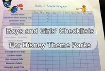 Walt Disney World Theme Parks - Animal Kingdom, Epcot, Disney's Hollywood Studios, &  Magic Kingdom / Find maps, photos, menus, discounts, tips, fun facts, character, restaurants, attraction information and other information to make your theme park experience better!  Save time, money and stress!