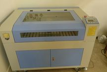 new laser machine