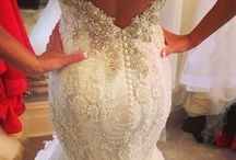 Tight fitting wedding dresses