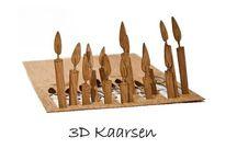 Houten 3D Kaarten / Zeer verfijnde houten postkaart van het merk Formes Berlin waaruit 3D objecten gemaakt kunnen worden. Gemaakt van flinterdun fineer cederhout (slechts 7 gram) en meerdimensionaal.  Deze houten postkaarten onderscheiden zich doordat er kleine objecten van gemaakt kunnen worden en er geen spreuken en teksten op staan. Je verstuurt niet alleen een kaart maar ook een cadeautje.