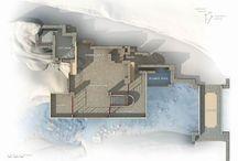 Дом над водопадом Райт