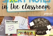 Classroom Activities / Here are some fun and educational classroom activities to try out at home or in the classroom.