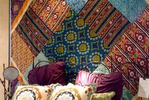 Rhylie's Bohemian style Room / by Carrie