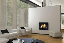 Fireplaces I Peterssen/Keller Architecture