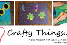 For the wee ones - crafts
