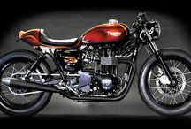Motorcycles / by John McNicoll
