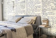 Décoration chambre adulte / Idées déco pour la chambre adulte contemporaine, design et propice au relax. Relookez votre coin nuit avec nos tableaux déco, papiers peints et stickers muraux !