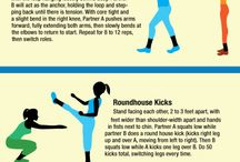 #FitnessPals Workout Challenge / by Calorease