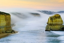 We love winter on the Great Ocean Road / Big Waves, a warm scarf, hot soup and a crackling fire with a glass of red. That's my ideal winter holiday