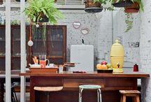 Plantes Kitchen