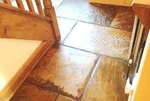 Sandstone Tile Cleaning