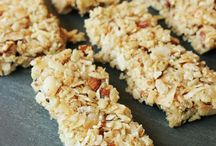 Granola/energy bars