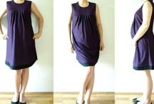 Maternity sewing ideas