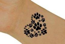 Dieren tattoo