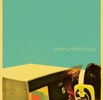 Life In Technicolor / Typography. Graphics. Art.