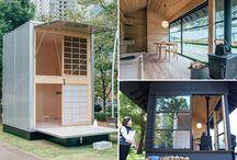 Ideias Geniais / Ideias e projetos de Design de Interiores que podem nos inspirar.