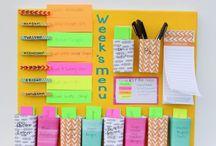 Estudo/Escola/Professora/Organização
