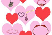 Valentine's Jewellery