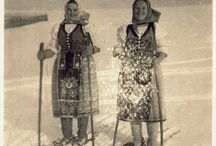 slovenská kultura  čiernobielo