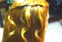 hair / by Bishop Reese