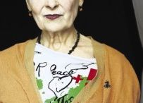 Dame Vivienne Westwood-from punk to history / by irene resch