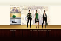 Fashion Brands and their Beautiful Websites / A collection of screen-grabs from some of the worlds most known and popular fashion brands' websites. With the web being the most easy way for consumers and audience to experience a brand, these screens-grabs are among the first thing you may see when visiting their websites. Some can be viewed like these in their entirely, others have a larger vertical page and you need to scroll down to see the rest. ♥ More screen-grabs will be added over time.