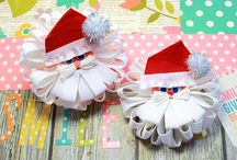 Santa clips