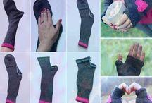 ideas con medias y calcetines