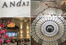 Pieces about Andaz