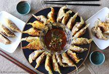 Dumplings, Eggrolls, Etc... To Try (Veg)