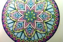 Kaleidoscope Eyes / Mandalas