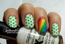 St. Patrick's Day Nail Art / by NAILS Magazine