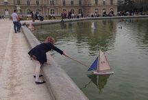 Jardin de Luxembourg, Paris, France / Visits to Jardin de Luxembourg in Paris, France