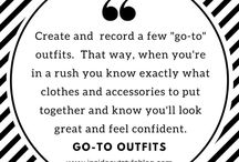 Personal Style tips