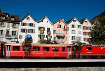 Bahnreisen & Ausflüge / Railway Holidays & Excursions