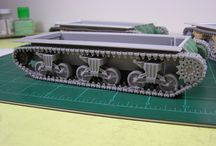 1/35 Sherman's - other people's builds