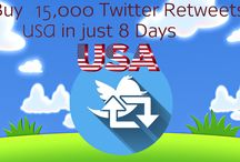 Twitter Favorites USA