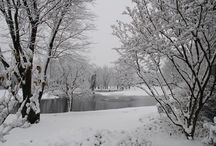 Winter at Downingtown Country Club