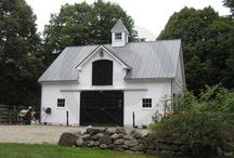 Barns, Garages and Churches