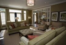 New living room / by Jenn Marie