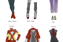 Costumes / Costumes / by Elbia Cruz